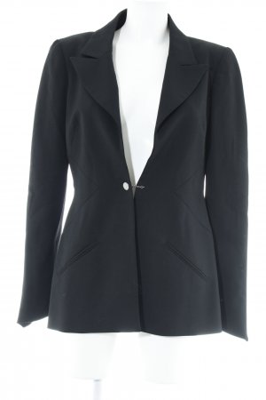 Karl Lagerfeld for H&M Smoking-Blazer schwarz Business-Look
