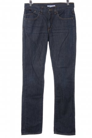 Karl Lagerfeld for H&M Straight-Leg Jeans graublau Casual-Look