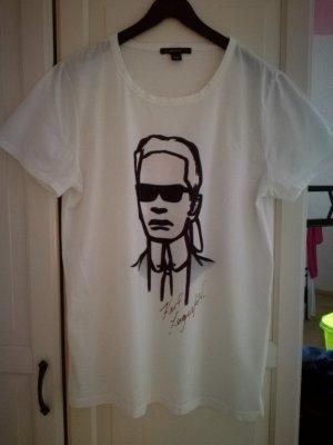 Karl Lagerfeld for H&M T-Shirt Gr.L Boyfriend