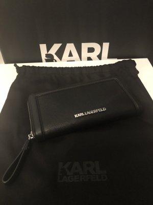 Karl Lagerfeld Wallet black