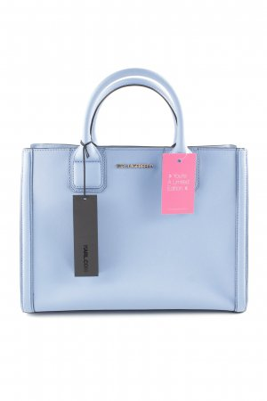 Karl Lagerfeld Handtasche blau Business-Look