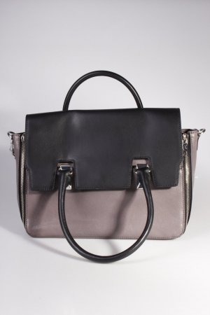 Karl Lagerfeld Handtasche Bicolor Bag Grey/Black III