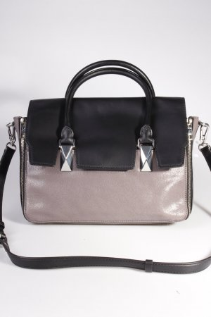 Karl Lagerfeld Handtasche Bicolor Bag Grey/Black IV