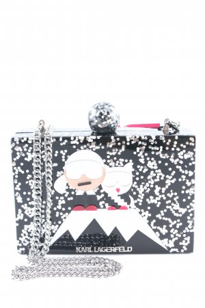 """Karl Lagerfeld Handtasche """"Holiday Iceberg Minaudiere Black"""""""