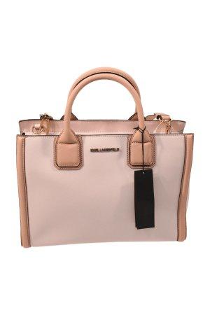 Karl Lagerfeld Handtasche in Rosa