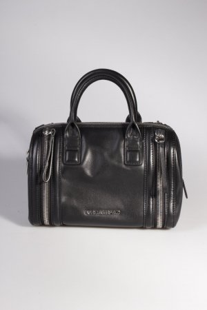 Karl Lagerfeld Handtasche Karl Zip Small Bauletto Black II