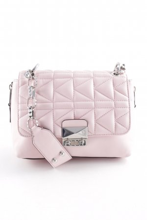 Karl Lagerfeld Handtasche rosa Party-Look