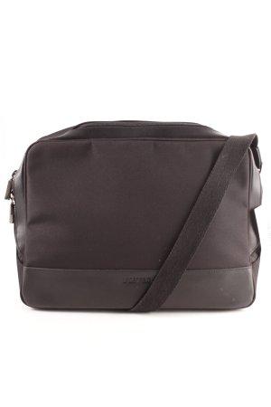 Karl Lagerfeld Handtasche schwarz Street-Fashion-Look