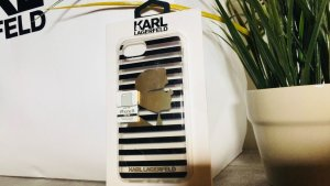 Karl Lagerfeld Handyhülle Handy Case iPhone 8 7