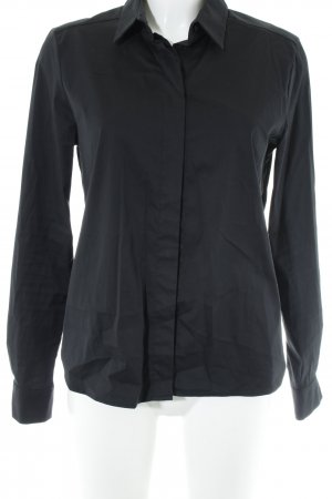 Karl Lagerfeld Hemd-Bluse schwarz Elegant