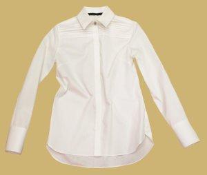 KARL LAGERFELD Hemd Bluse weiß Gr. 36