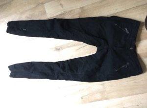 Karl Lagerfeld Lage taille broek zwart Katoen
