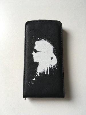 Karl Lagerfeld iPhone 4 Handy Tasche