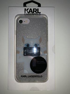 Karl Lagerfeld Carcasa para teléfono móvil multicolor