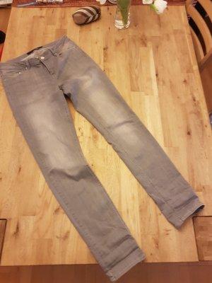 Karl Lagerfeld Jeans slim gris clair-gris