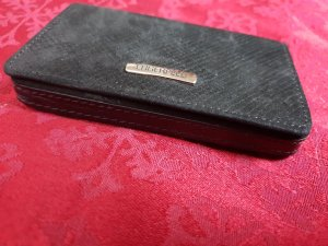Karl Lagerfeld Custodie portacarte nero