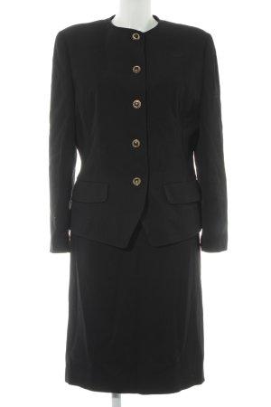 Karl Lagerfeld Kostüm schwarz Elegant