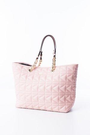 Karl Lagerfeld Borsa shopper rosa pallido-oro Pelle