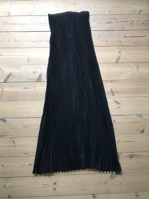 Karl Lagerfeld Geplooide rok zwart