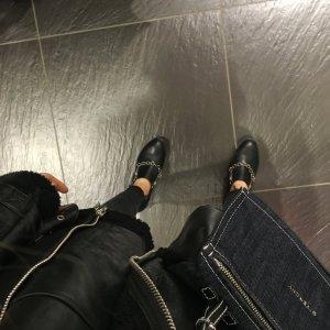 Karl Lagerfeld Leder Schuhe
