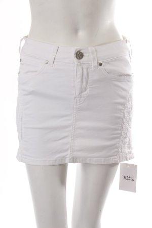 Karl Lagerfeld Minirock Weiß