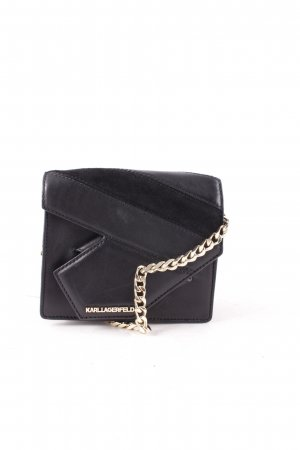 Karl Lagerfeld Mini Bag black elegant