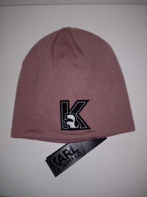 Karl Lagerfeld Gorra rosa empolvado-rosa