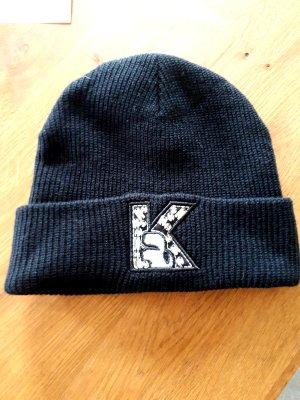 Karl Lagerfeld Mütze schwarz