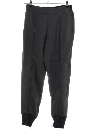 Karl Lagerfeld Pantalon large noir style décontracté