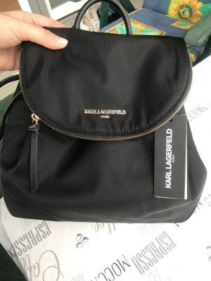 Karl Lagerfeld Backpack black