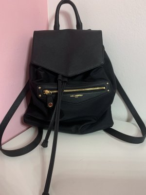 Karl Lagerfeld School Backpack black