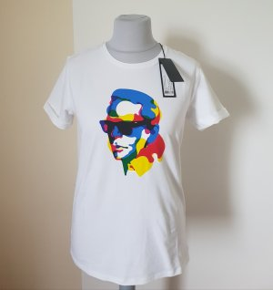 Karl Lagerfeld Shirt - Steven Wilson Edition Gr. L - Neu mit