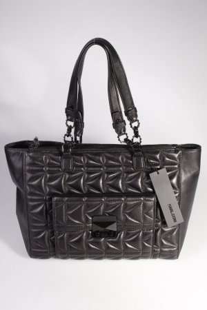Karl Lagerfeld Shopper Karl Quilted Shopper Black