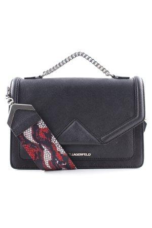 Karl Lagerfeld Shopper mehrfarbig extravaganter Stil