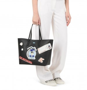 Karl Lagerfeld Shopper mit Pohette