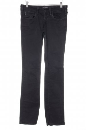 Karl Lagerfeld Skinny Jeans schwarz Casual-Look