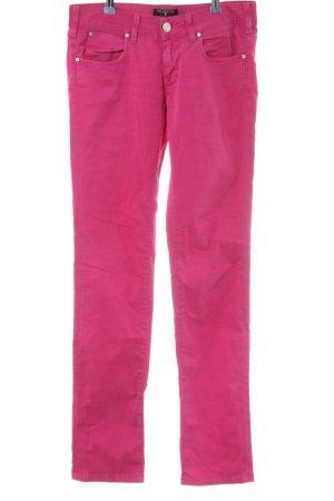 Karl Lagerfeld Slim Jeans pink Casual-Look