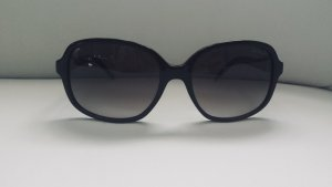 Karl Lagerfeld Angular Shaped Sunglasses black-brown violet