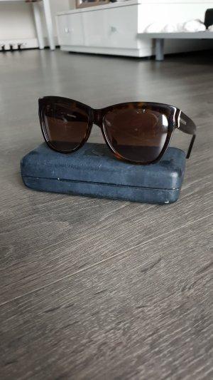 Karl Lagerfeld Occhiale da sole marrone-marrone scuro