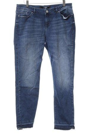 Karl Lagerfeld Straight-Leg Jeans dunkelblau Casual-Look