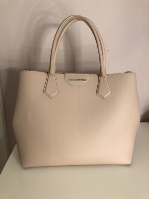 Karl Lagerfeld Carry Bag dusky pink