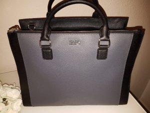 Karl Lagerfeld Borsetta nero-grigio
