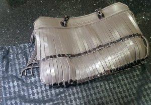 Karl Lagerfeld Borsa con manico argento-grigio