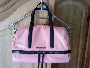 Karl Lagerfeld Tasche * rosa * zuckersüß * Leder * unbenutzt * ein Traum