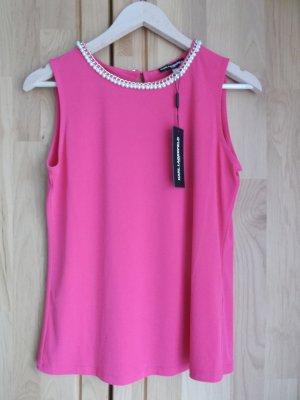 Karl Lagerfeld Top Blusentop Pink Gr. S NEU mit Etikett