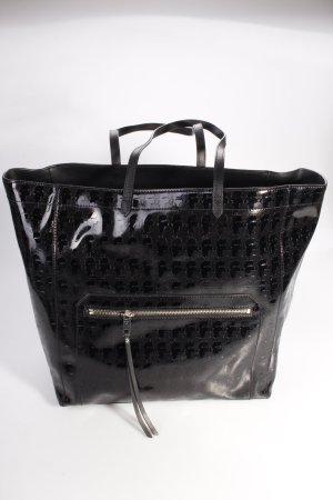Karl Lagerfeld Tote PVC Tote Black