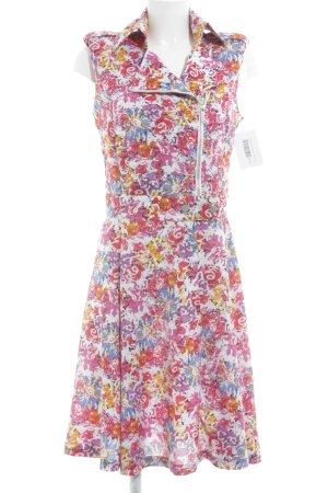Karl Lagerfeld Trägerkleid florales Muster Elegant