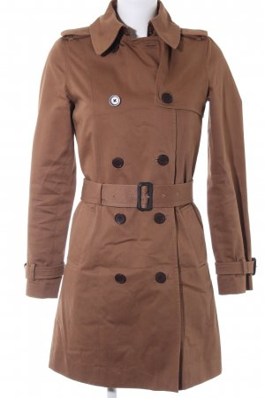 Karl Lagerfeld Trench Coat camel business style