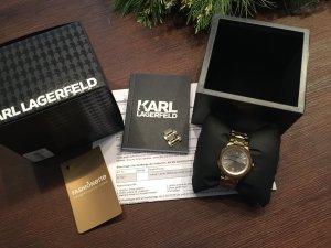 Karl Lagerfeld Uhr Damenuhr