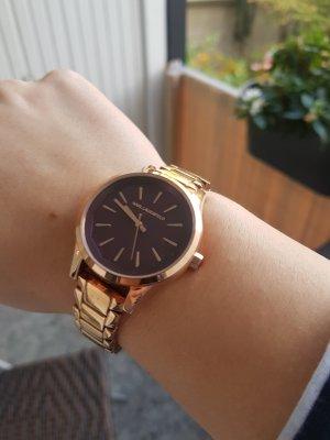 Karl Lagerfeld Uhr rosegold